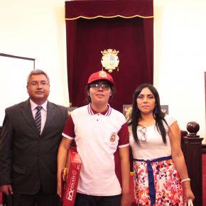 Premiación San Marcos 2019-II