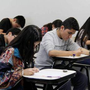 Nuestros alumnos rindieron los exámenes ELASH I y II del COLLEGE BOARD