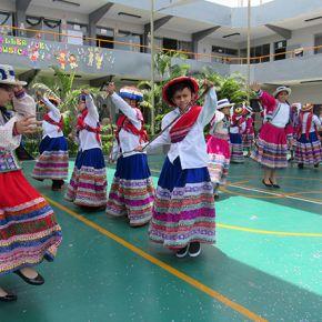 Clausura de los talleres de música y danza
