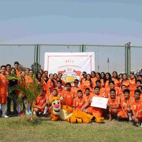 Inauguración del Campeonato Deportivo Intertrilce 2018