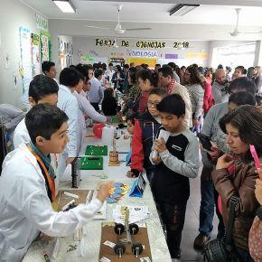 Feria de ciencias 2018 - Secundaria