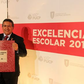 Excelencia Escolar 2017 PUCP y UPCH