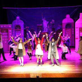 Finalizó Annie, el musical presentado por el Taller de Teatro Trilce